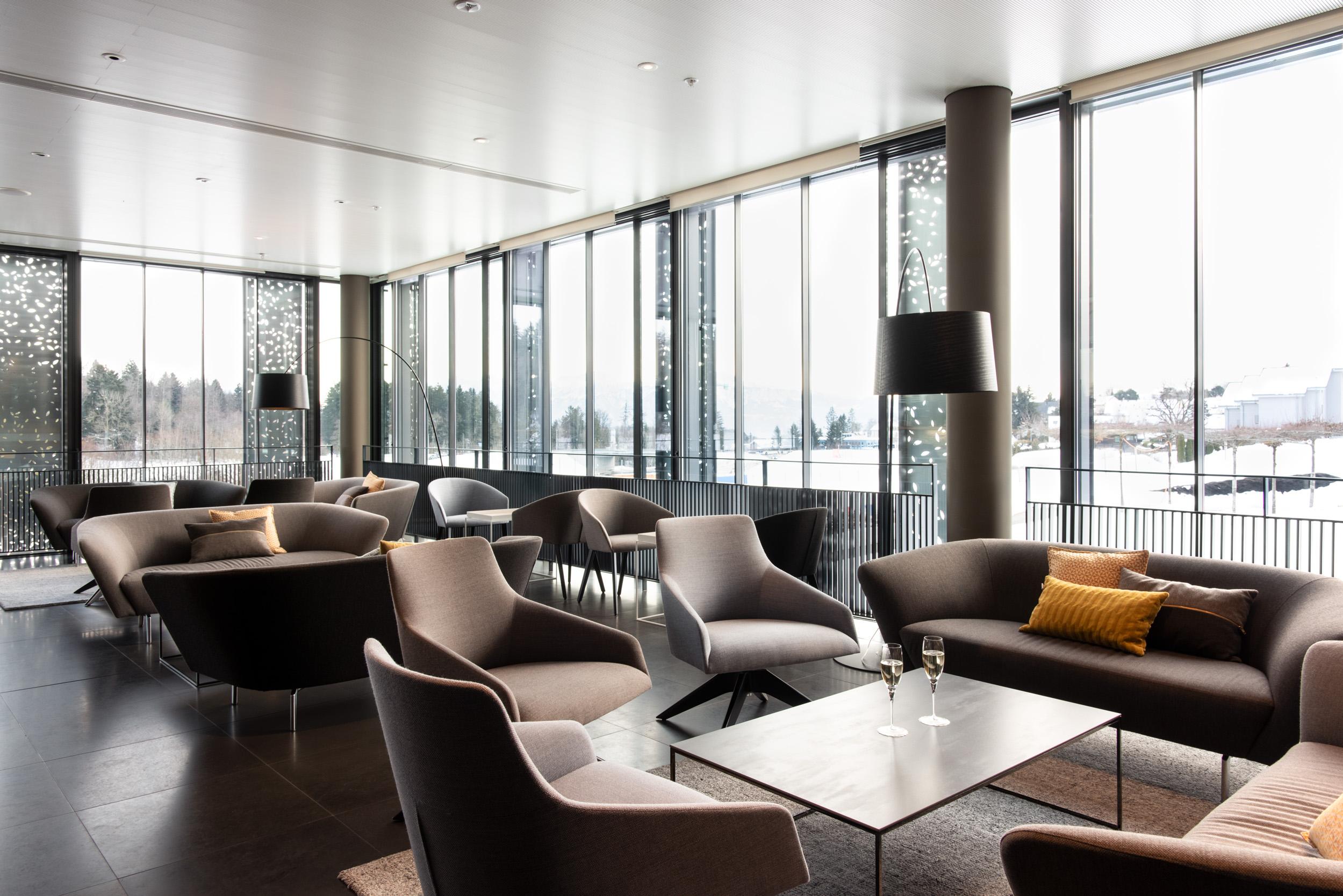 Berceau des Sens, Ecole Hoteliere Lausanne, restaurant