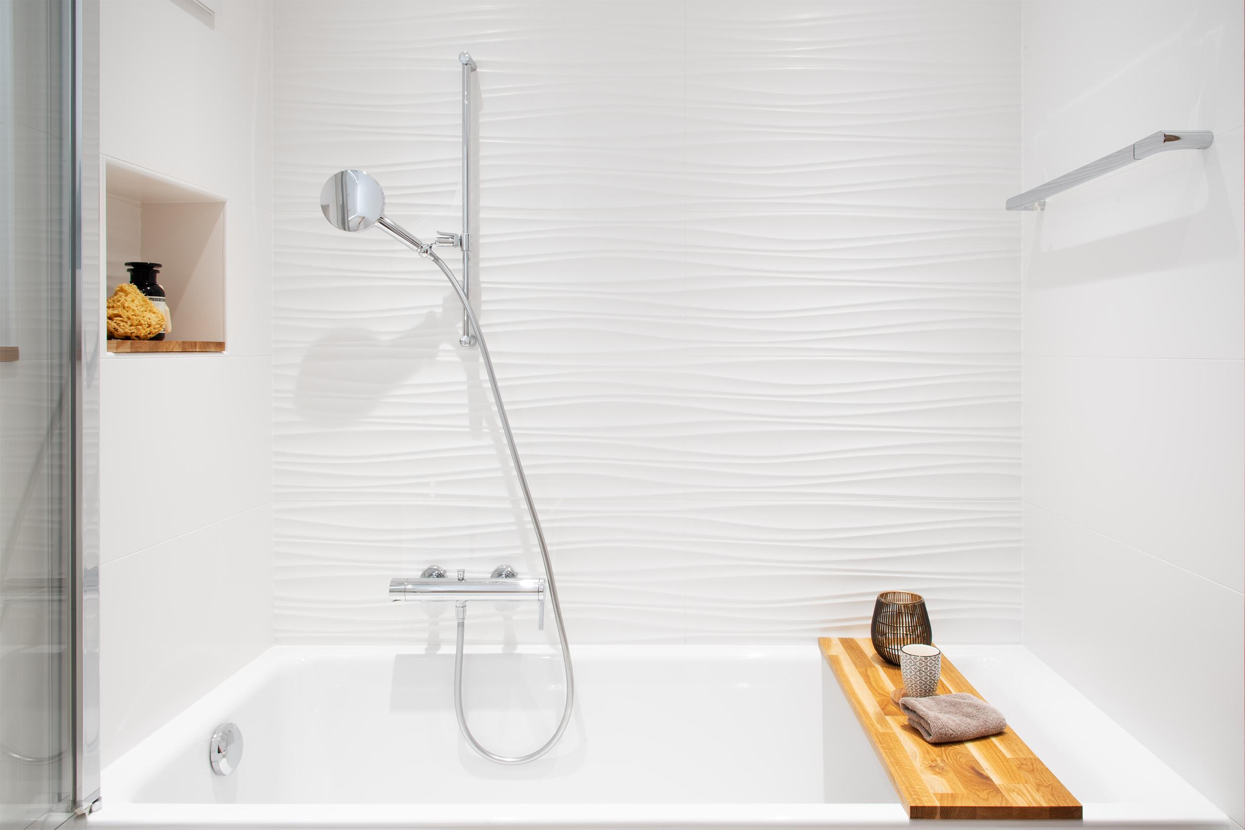 Salle de bain; architecture interieur; Atelier Interior Design